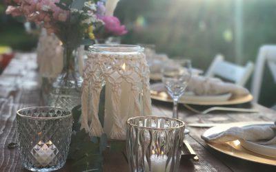 Gartenhochzeit: Ideen für eine gelungene Hochzeit im Garten